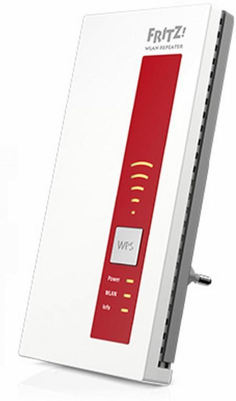 AVM FRITZ!WLAN Repeater 1160 bis zu 1.160 MBit/s Dualband (2,4/5 GHz) NEU OVP