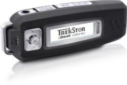 TrekStor i.Beat cebrax MP3-Player 4GB black graf. Display m Diktiergerät NEU OVP