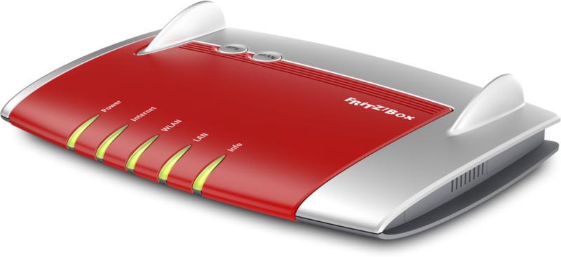 AVM FRITZ!Box 4040 WLAN AC + N bis zu 866 MBit/s USB 3.0 Dualband NEU OVP