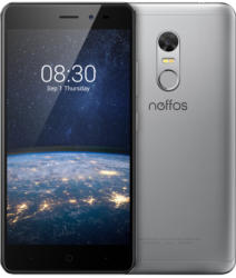 Neffos X1 Lite 16GB grau 5 Zoll 12,7cm Fingerabdrucksensor 13MP Kamera OVP NEU