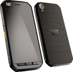 CAT S41 Schwarz 32GB 12,7 cm (5 Zoll) NFC 13 MP IP68 Android 7.0 BRANDNEU