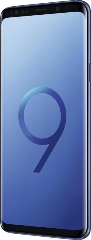 Samsung G960F Galaxy S9+ Dual 64GB Blau 15,8 cm (6,22 Zoll) 12 MP BRANDNEU