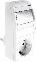 Telekom Smart Home Zwischenstecker Weiß Funksteckdose Bedienung per App NEU OVP