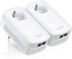 TP-Link TL-PA7020P KIT AV1000 Powerline 2er KIT (2x LAN) AES Weiß BRANDNEU