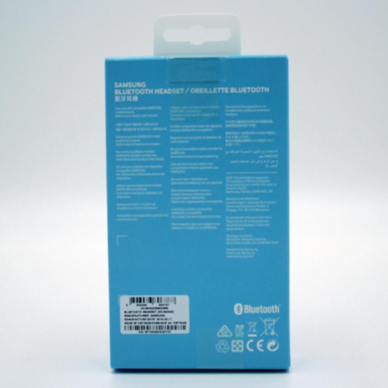 Samsung Mono Bluetooth® Headset EO-MG920 Schwarz Silikon-Ohrbügel NEU OVP