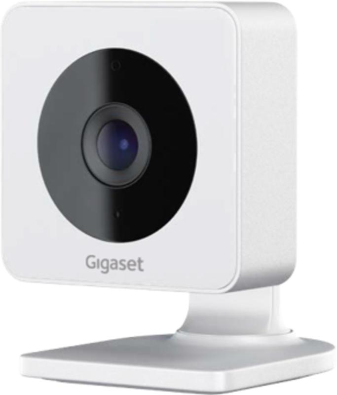 Gigaset Smart Indoor-Kamera WLAN HD Smart Home Nachtsicht Weiß BRANDNEU