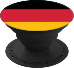 PopSockets – Germany ausziehbarer Handyhalter Standfuß Alltagshelfer BRANDNEU