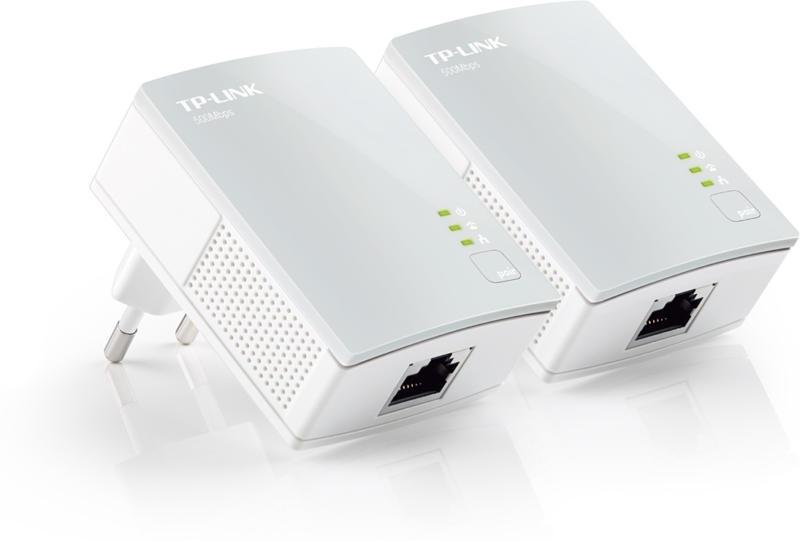 TP-LINK AV500 Nano Powerline Kit