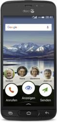Doro 8040 Anthrazit 16GB LTE 12,7 cm (5 Zoll) 8MP Kamera Android 7.0 BRANDNEU