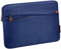 PEDEA Tablettasche bis 32,8 cm (12,9 Zoll) mit Zubehörfach Nylon Blau BRANDNEU