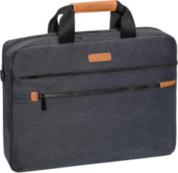 "PEDEA Notebooktasche ""ELEGANCE"" Pro bis 17,3 Zoll (43,9 cm) Geräte Grau BRANDNEU"