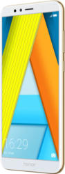 Honor 7A Gold 16GB Dual-SIM 14,47 cm (5,7 Zoll) 13 MP Android 8.0 BRANDNEU