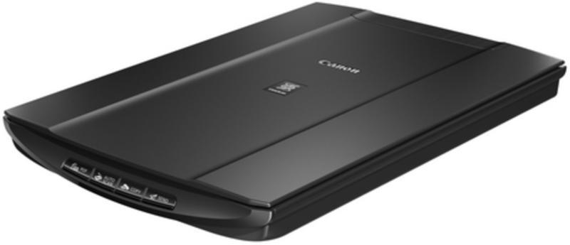 Canon CanonScan LiDE 120 Flachbettscanner USB 2.0 CIS-Sensor Schwarz NEU OVP