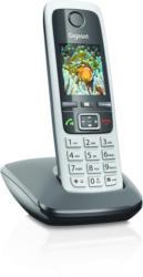 Gigaset C430 schwarz Schnurlos Telefon mit Farbdisplay vom Fachhändler NEU&OVP
