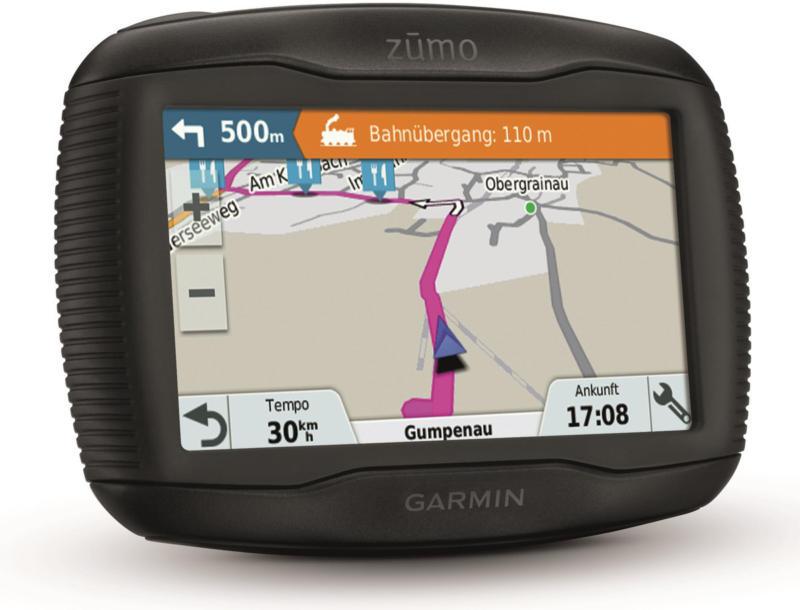 Garmin zumo 395 LM 10,9 cm (4,3 Zoll) Motorrad-Navigationsgerät POI's NEU OVP