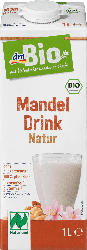 dmBio Pflanzendrink, Mandel Drink, Naturland