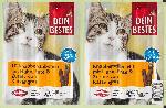 dm-drogerie markt Dein Bestes Snack für Katzen, Knabberstäbchen mit Huhn, Ente und Zusatz von Katzengras