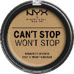 dm-drogerie markt NYX PROFESSIONAL MAKEUP Foundation Can't Stop Won't Stop Full Coverage Powder Foundation Beige 11