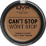 dm-drogerie markt NYX PROFESSIONAL MAKEUP Foundation Can't Stop Won't Stop Full Coverage Powder Foundation Mahogany 16