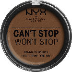 dm-drogerie markt NYX PROFESSIONAL MAKEUP Foundation Can't Stop Won't Stop Full Coverage Powder Foundation Mocha 19