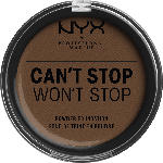 dm-drogerie markt NYX PROFESSIONAL MAKEUP Foundation Can't Stop Won't Stop Full Coverage Powder Foundation Deep Cool 22