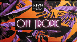 NYX PROFESSIONAL MAKEUP Lidschatten Off Tropic Shadow Palette Shifting Sand 02