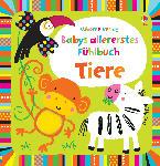 dm-drogerie markt Usborne Babys allererstes Fühlbuch: Tiere