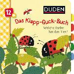 dm-drogerie markt Fischer Duden Das Klapp-Guck-Buch: Welche Farbe hat das Tier?