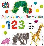 dm-drogerie markt Gerstenberg Die kleine Raupe Nimmersatt - 1 2 3 ... ich kann zählen