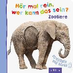 dm-drogerie markt Ars Edition Hör mal rein, wer kann das sein? - Zootiere