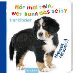 dm-drogerie markt Ars Edition Hör mal rein, wer kann das sein? Tierkinder