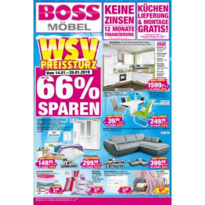 Sb Mobel Boss Prospekt Aktuelle Angebote Januar 2019 Mydealz De