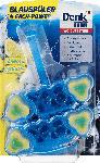 dm-drogerie markt Denkmit WC-Reiniger Duftstein Blauspüler Lemon Splash