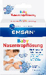 dm-drogerie markt Emsan Nasentropflösung für Babys und Kleinkinder