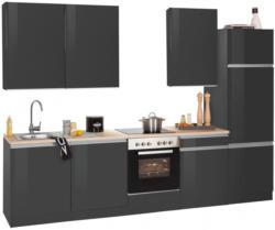 HELD MÖBEL Küchenzeile »Ohio« ohne E-Geräte, Breite 300 cm