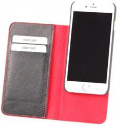 Axxtra Book Tasche Leder Samsung Galaxy S5/S5 Neo