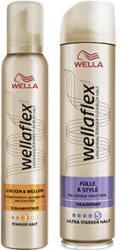 Wellaflex Haarspray oder Schaumfestiger jede 250/200-ml-Dose