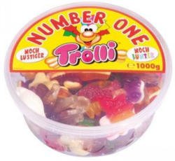 TROLLI Fruchtgummi-Mix