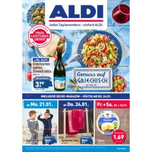 Aldi Nord Prospekt Aktuelle Angebote Januar 2019 Mydealzde