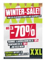 XXL Sports & Outdoor - Flugblatt - 13.1. - 19.1.
