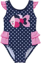 Baby Badeanzug mit Fisch-Applikation