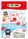 BabyOne Winter Sale - bis 27.01.2019