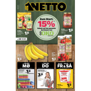 Netto Scottie Prospekt Aktuelle Angebote Januar 2019 Mydealzde