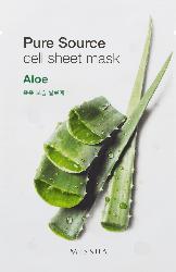 Missha Pure Source Cell Tuchmaske Aloe