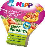 dm-drogerie markt Hipp Kinderteller Kinder Bio Pasta Muschelnudeln mit Tomaten und Zucchini ab 1 Jahr