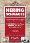 Feinspitz Genussladen Heringschmauss im Weinkeller - bis 22.02.2019