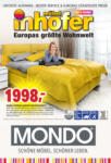 Möbel Inhofer Mondo - bis 09.02.2019