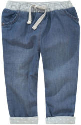 Baby Hose in Jeans-Optik