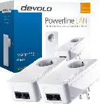 Media Markt Powerline, Dlan & Ethernet-Adapter - Powerline Adapter DEVOLO 9297 dLAN® 550 duo+ Starter Kit 500 Mbit/s kabelgebunden