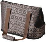 BayWa Bau- & Gartenmärkte Tasche Georgia Nylon, bronze/schwarz, 21×25×45 cm